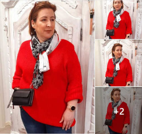 Lady in Red - Dormagen - Schwarzmode Fashion